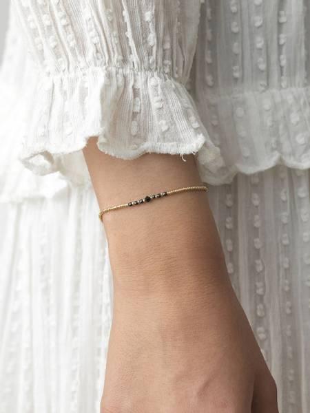 Bilde av Anni Lu Bead & Gem Bracelet
