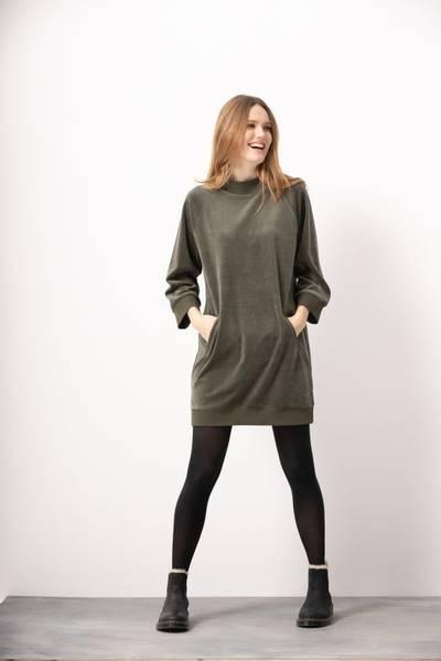 Bilde av Blue Konstanz Dress Dusty