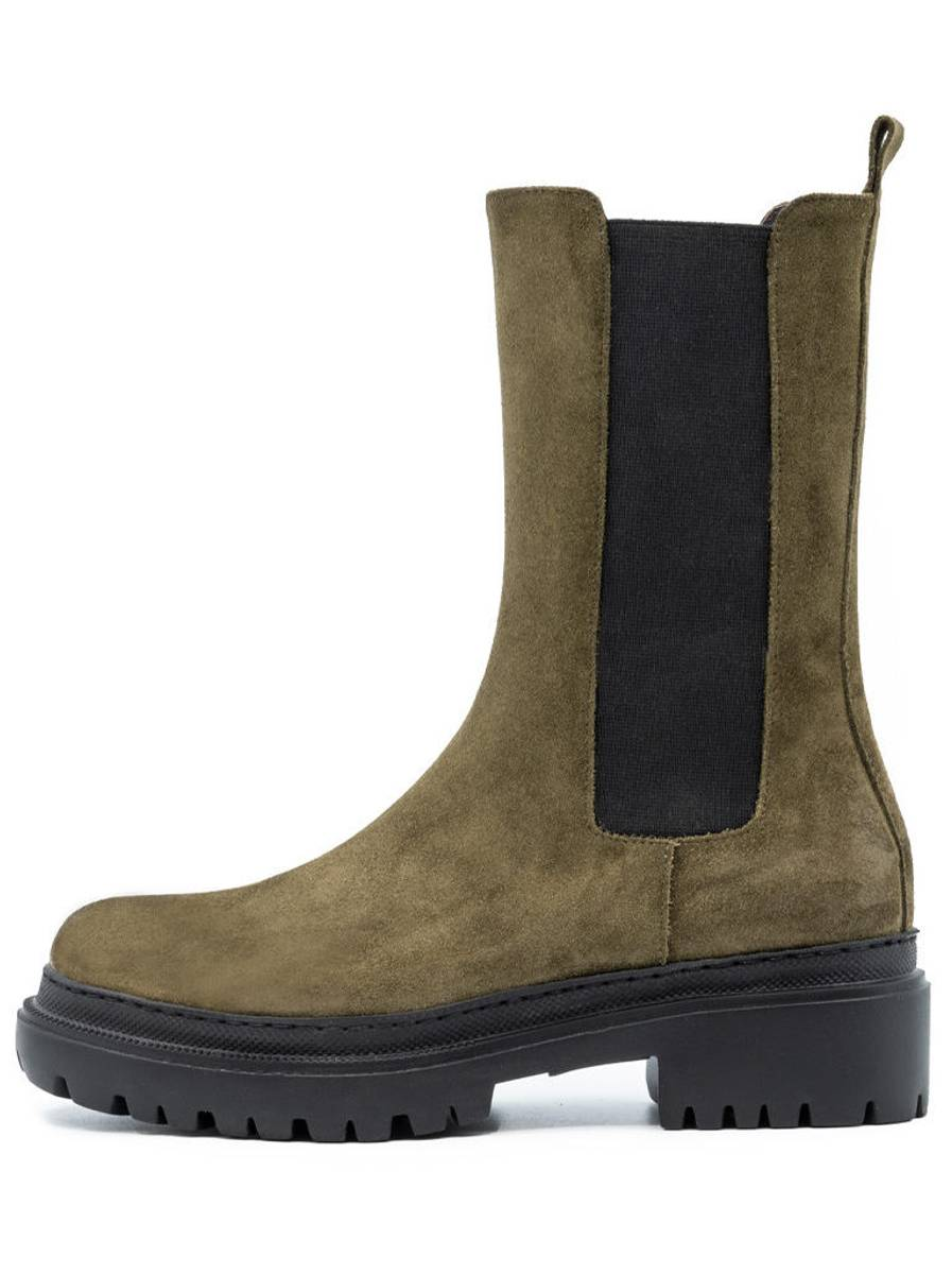 Laura Bellariva P7140-12 Ankle Boot Army
