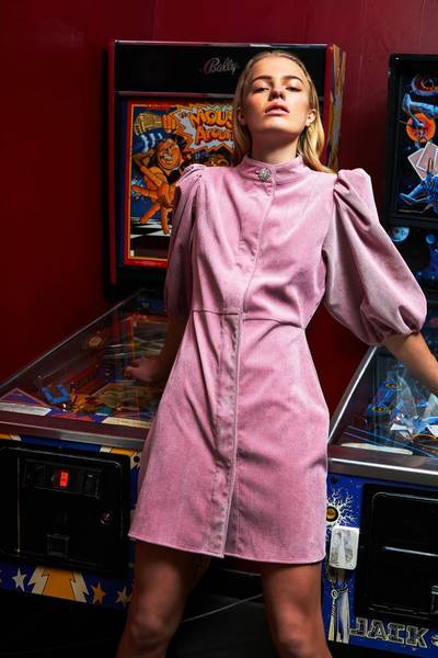 Bilde av Cras Vita Dress Pink
