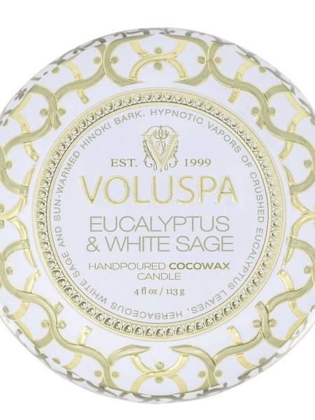 Bilde av Voluspa Mini Tin Eucalyptus &