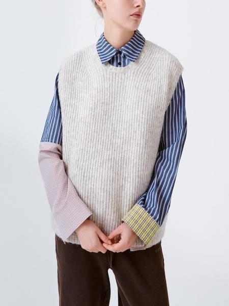Bilde av Munthe Roby Vest Creme
