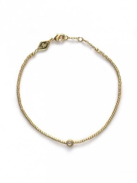 Bilde av Anni Lu Balani Bracelet Gold
